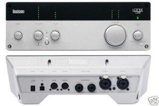 Lexicon I•Onix U22 Mac PC USB Audio MIDI Interface