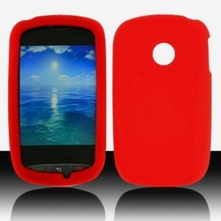 For Tracfone Net10 LG 800G Rubber Silicone Soft Gel Skin Case Phone