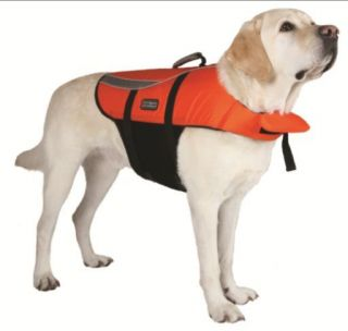 Outward Hound Dog Life Jacket Preserver Lifejacket Orange XXS XL