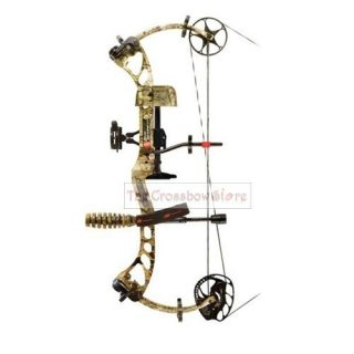 PSE ARCHERY NEW 2011 BOW MADNESS READY TO SHOOT 60 70LB PACKAGE CLOSE