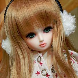 Lili Doll Leaves 26cm Doll 1 6 Girl BJD Super Dollfie YOSD Ball
