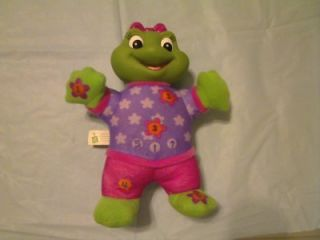 Leap Frog 2000 Lily Learning Friend Sings Numbers Toy