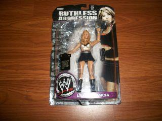 WWE Diva Lilian Garcia Action Figure MIP