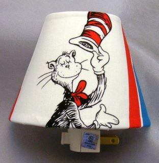 New Night Light Lite Dr Seuss Cat in The Hat