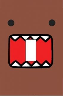Domo Big Face Single Light Switch Cover