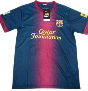 Lionel Messi Barcelona Jersey XL Size with Shorts
