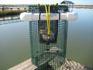 LIVE BAIT MATE AWESOME NEW MULTI BAIT FLOATING BAIT CAGE PATENT