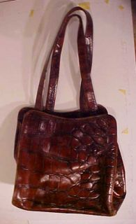Neat Liz Claiborne Leather Purse Handbag