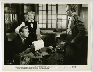 Movie Still Lloyd Bridges The Whistle at Eaton Falls