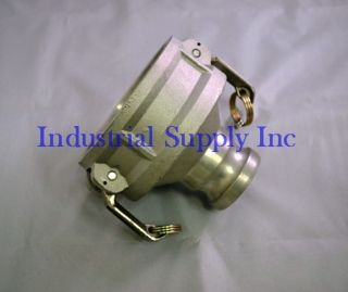 to 2 Camlock Reducer CF30C x 20A Cam Lock Adapter