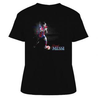 Lionel Messi Barcelona T Shirt