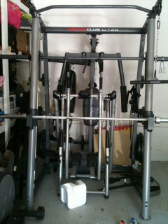 Weider Club C725 Home Gym