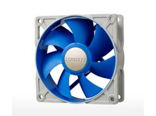 Extreme Quiet Rubber Cooling PC Computer Fan SF120 Logisys