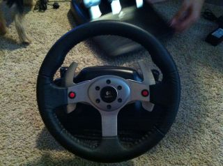 Pre Owned Logitech Racing Wheel G25 Gift Quality PS3 PlayStation