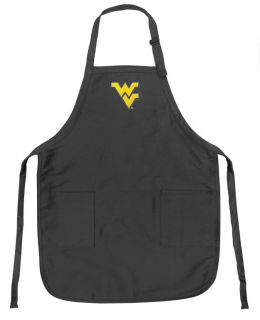Apron Best Aprons Men Ladies Large College Logo Gifts Kitchen