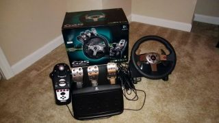 Logitech G25 Racing Wheel Gran Tursimo