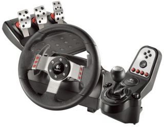 Logitech G27 Racing Wheel PlayStation 2 3 and PC