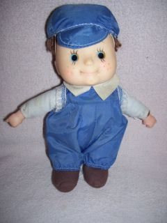 Vintage 1984 House of Lloyd Lollipop Kid Boy Doll