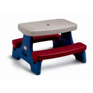Little Tikes Endless Adventures Easy Store Jr Picnic Table