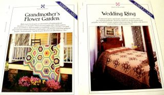 Quilting Magazines Sewing Craft Patterns Mixed Lot No 12
