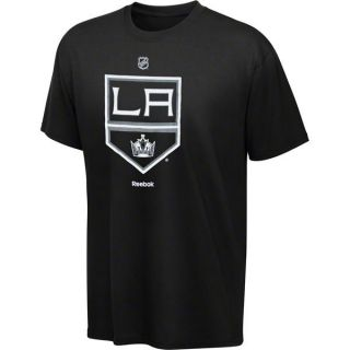 Los Angeles La Kings Black Reebok NHL Stanley Cup T Shirt T Shirts