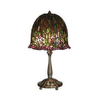 Dale Tiffany Tiffany Lotus Flower Table Lamp TT10336