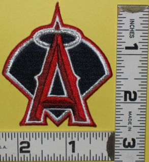 California Angels of Anaheim Los Angeles Jersey Team Logo MLB Baseball