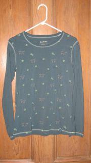 BIT & Bridle Womens Blouse,Sweater,Western,Equestrian Shirt,Horse Tack