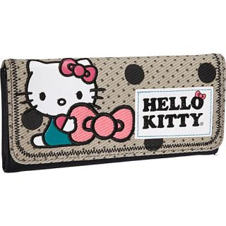 Loungefly Hello Kitty Bow Polka Dots Wallet