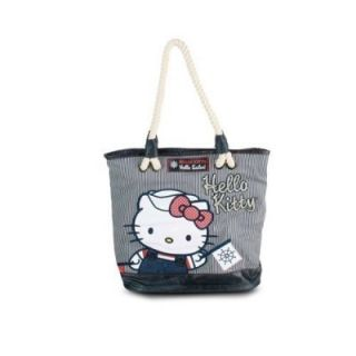 Loungefly Hello Kitty Nautical Tote Bag