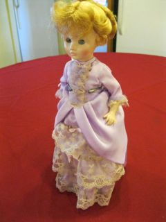 Madame Alexander Lucretia Garfield First Ladies Doll