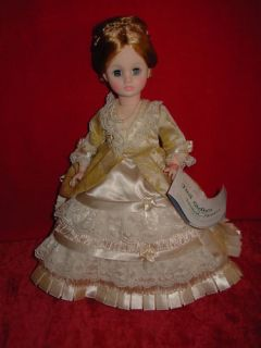 1980s Lucy Webb Hayes Madame Alexander Doll 1420