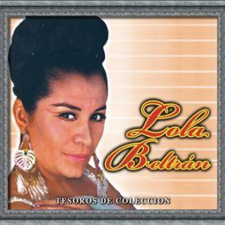 Lola Belran Tesoros de Coleccion 3 CDs 30 Songs Exitos