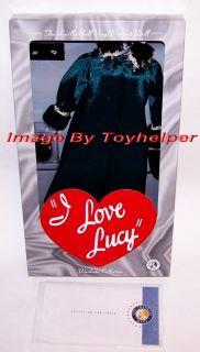 Franklin Mint Lucille Ball Portrait Doll Wardrobe Lucy