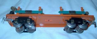 Scale American Flyer 3206 Flat Lumber Car 1928 35