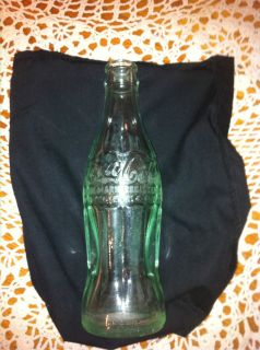 1923 Coca Cola Bottle Memphis TX Rated R