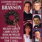 Country Christmas CD Mickey Gilley Louise Mandrell 089841221225