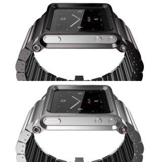 LunaTik LYNK Multi Touch Wrist Watch Band Cover Case for iPod Nano 6th