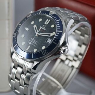 Seamaster Professional 300M James Bond Watch 2220 80 Box Papers