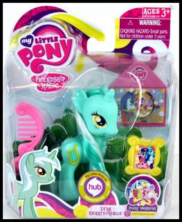 My Little Pony Friendship Is Magic 3 inch Lyra Heartstrings