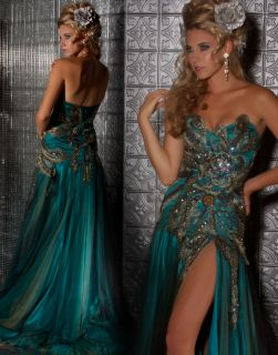 Mac DUGGAL 42660M Free Mary Frances Bag Price Match Prom Dress Wedding