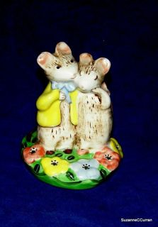 Vintage Beswick Kitty MacBride Figurine 2533 Just Good Friends