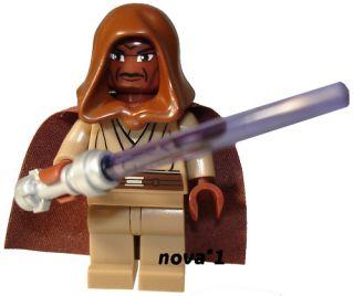 Star Wars Lego Mace Windu Mini Figure New