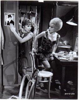 Shirley MacLaine Renata Vasalle Sweet Charity F11172