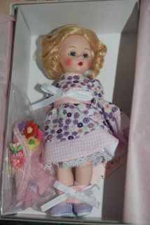 Around The Rosie The New Version 8 Madame Alexander Doll New