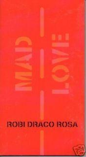 22x Robi Draco Rosa Mad Love DJ CD DVD