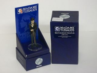 Corgi Icon Madame Tussauds Charlie Chaplin Resin Figure