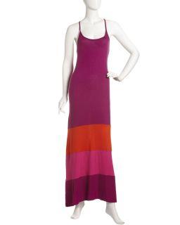 Madigan Colorblock Maxi Dress