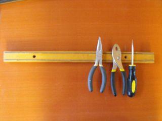 Vintage 18 Magnabar Magnetic Tool or Knife Holder