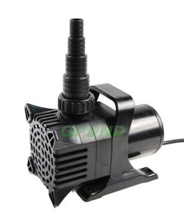 3500GPH Magnetic Driver Water Pump 4 Water Garden Waterfall Fish Pond